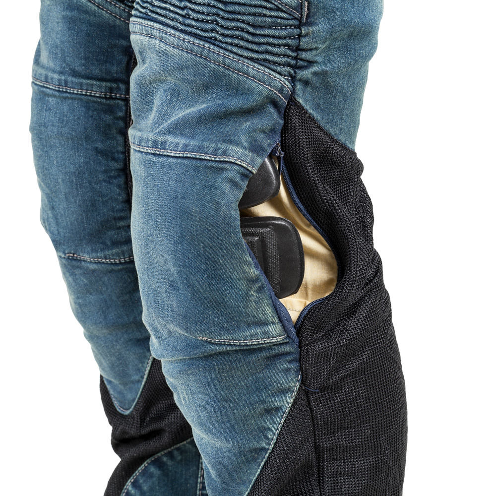 damskie jeansowe spodnie motocyklowe w tec bolftyna. Black Bedroom Furniture Sets. Home Design Ideas