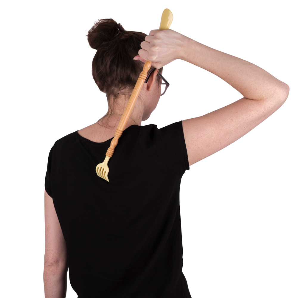Wybitny Przyrząd drapaczka do masażu pleców inSPORTline Lukling - inSPORTline XX04