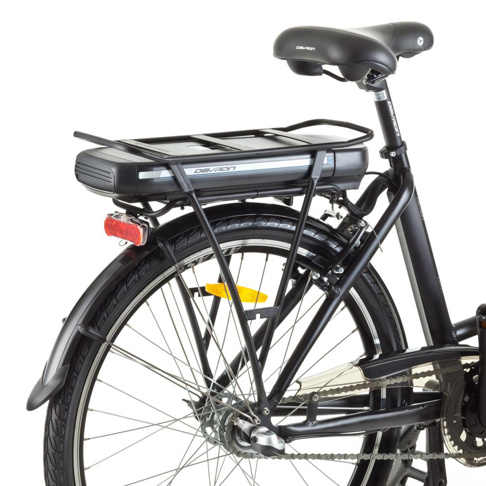 Miejski Rower Elektryczny Devron 26120 26 Model 2017 Insportline