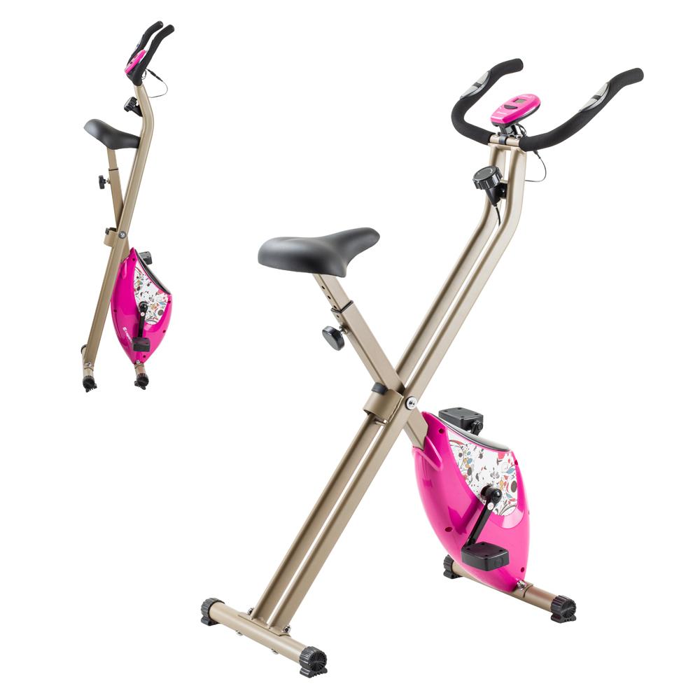 Składany Rower Treningowy Magnetyczny Insportline Xbike Lite