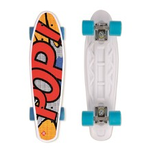 Penny board Street Surfing POP BOARD Popsi Yellow