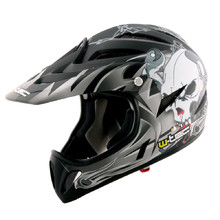 Kask downhill na rower Freeride W-TEC 3ride