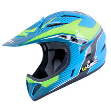 Kask Freeride W-TEC 3ride - Blue Sword