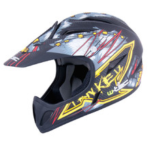 Kask Freeride W-TEC 3ride - Black Fanky