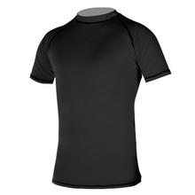 294c75a9e Koszulka dziecięca Fly Termo Duo inSPORTline z krótkim rękawem - Czarny