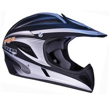 Kask WORKER 3ride Freeride - Czarny