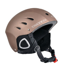 Kask snowboardowy WORKER Free - Brown