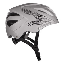 Kask WORKER Cyclone - Srebrny