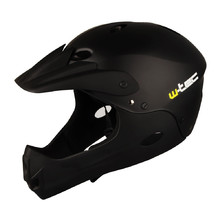 Kask downhillowy W-TEC Downhill model 2019 - Czarny