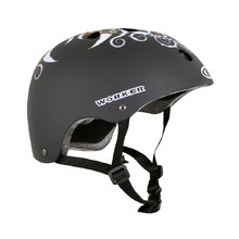 Kask WORKER Stingray - ciemny