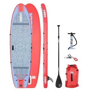 Paddleboard z akcesoriami Jobe Aero SUP Lena Yoga Woman 10.6 - 20180.6 - model 2018