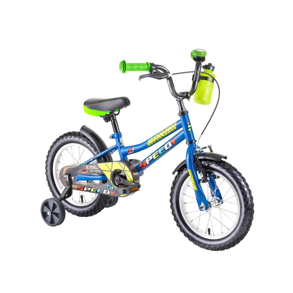37c4132041afa8 Rower dla dzieci DHS Speedy 1401 14