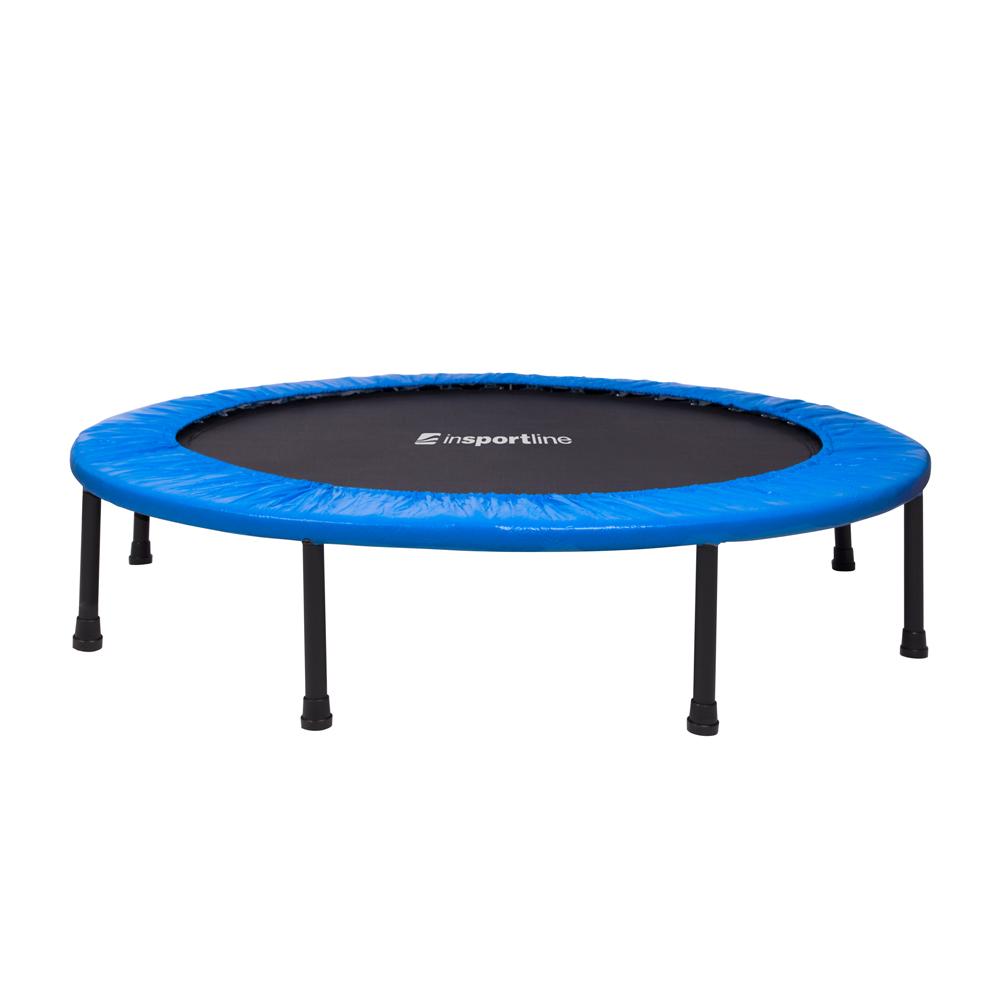 Składana trampolina dla dzieci inSPORTline 122 cm