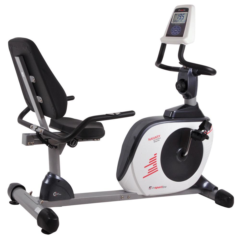 Rower treningowy rehabilitacyjny poziomy inSPORTline Nahary