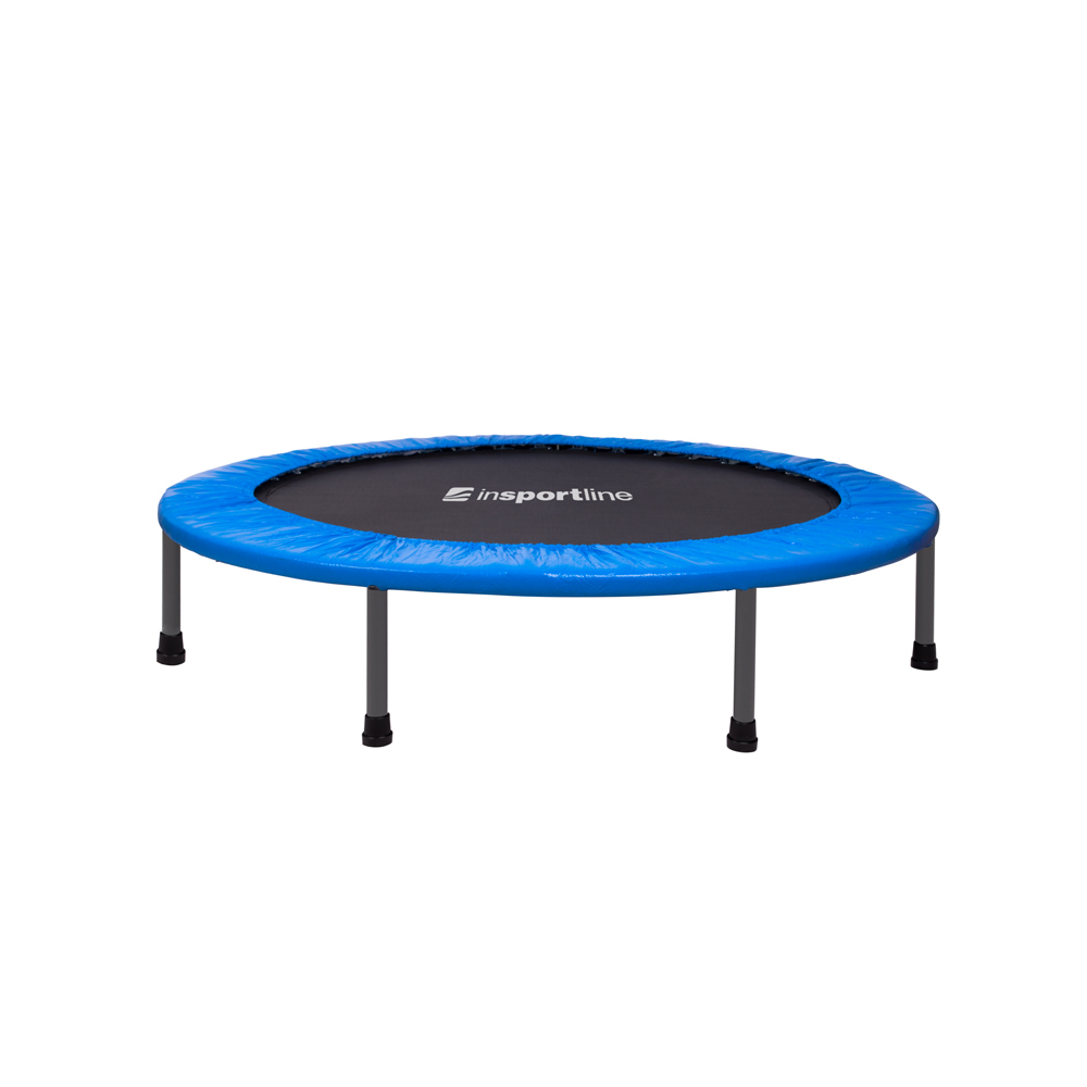 Trampolina fitness jumping do skoków inSPORTline 96 cm