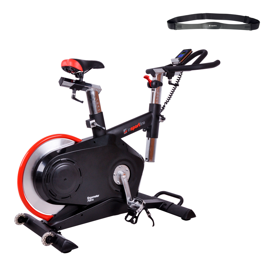 Profesjonalny rower spinningowy inSPORTLine Atana