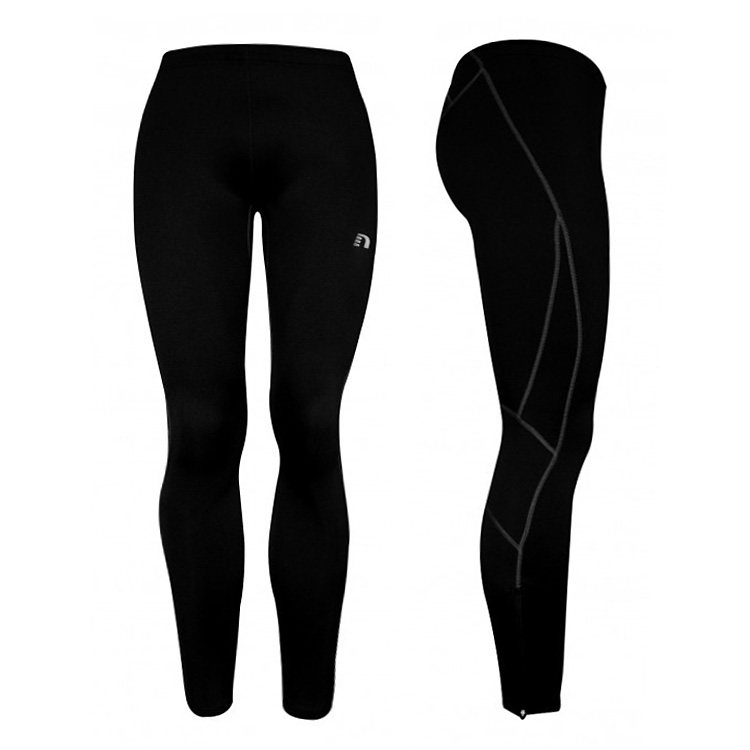 Damskie długie spodnie kompresyjne Newline Base Dry N Comfort Tights