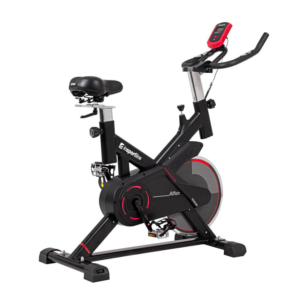 Rower treningowy spinningowy inSPORTline Alfan