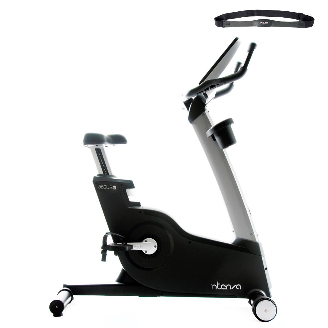 Profesjonalny rower treningowy pionowy Intenza 550UBe
