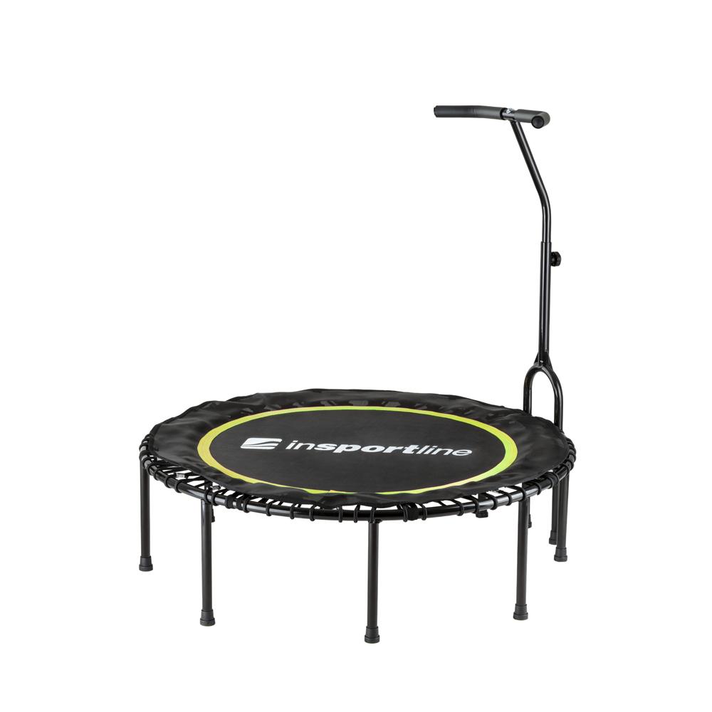 Profesjonalna Trampolina fitness z uchwytem inSPORTline Cordy JUMPING FITNESS