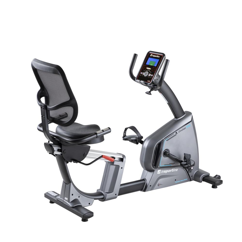 Rower Rehabilitacyjny treningowy inSPORTline Omahan RMB poziomy
