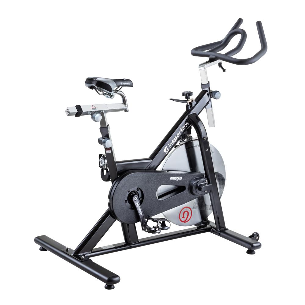Rower Spinningowy inSPORTline Omegus trenażer