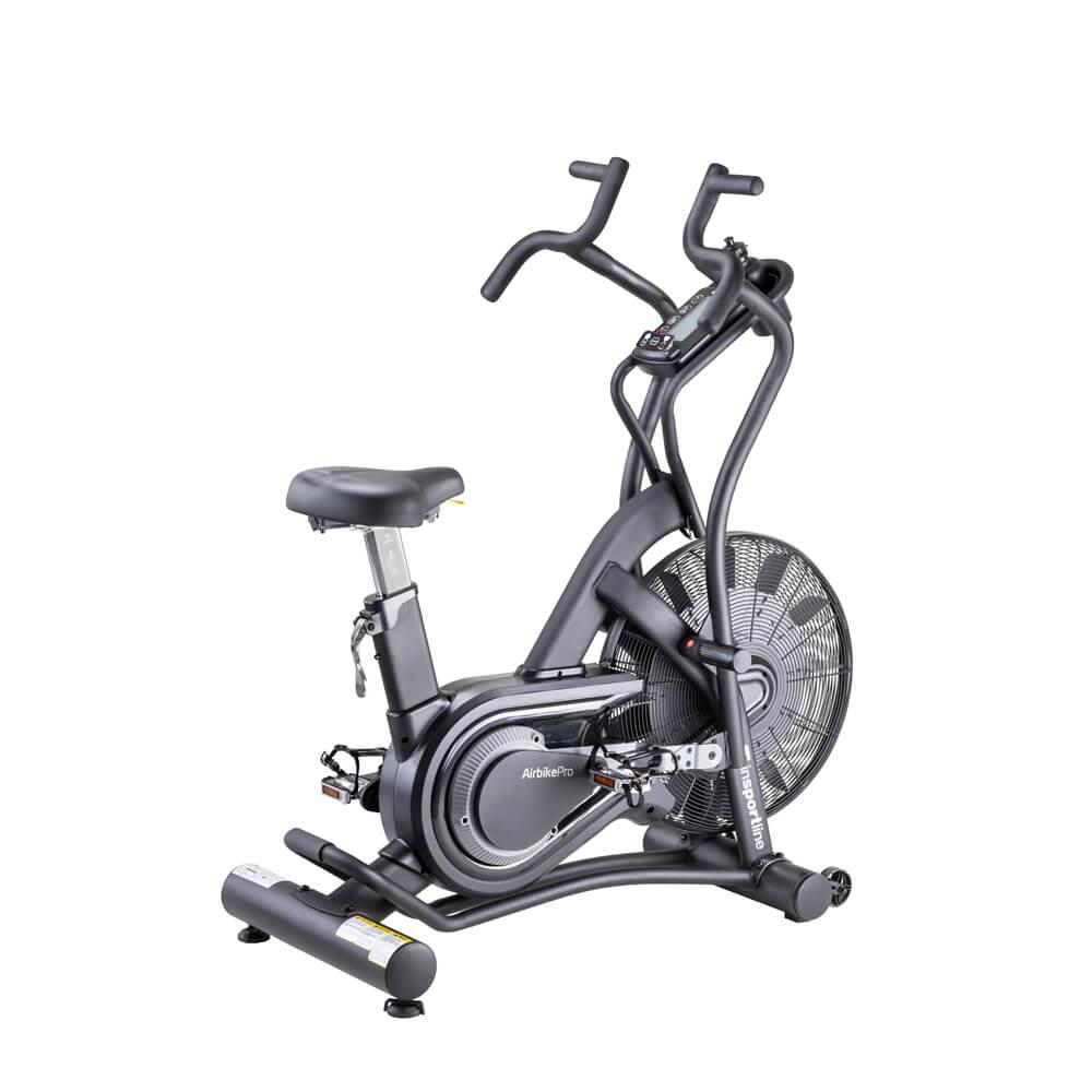 Profesjonalny rower treningowy powietrzny inSPORTline Airbike Pro