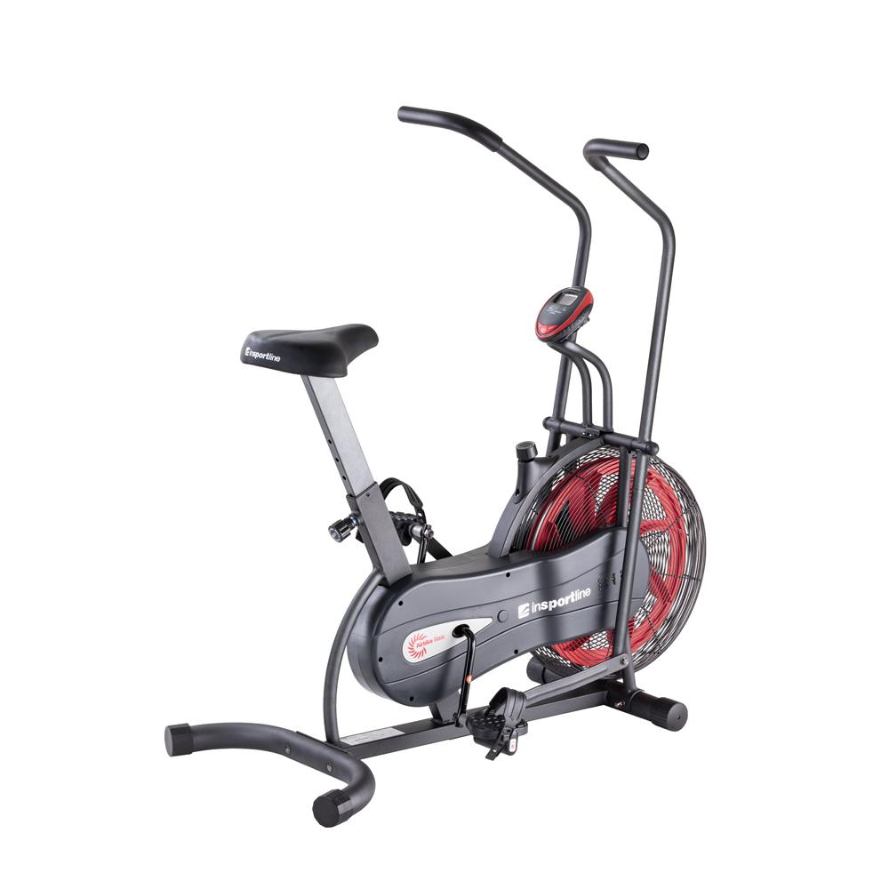 Rower treningowy powietrzny inSPORTline Airbike Basic