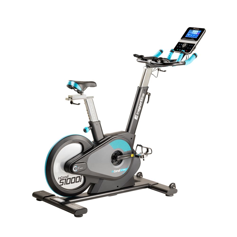 Profesjonalny spinningowy rower treningowy inSPORTline inCondi S1000i