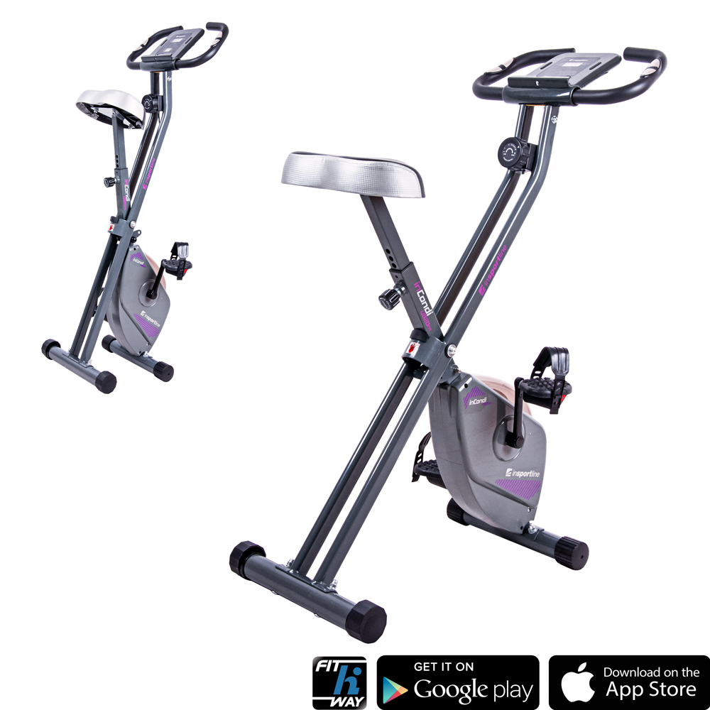 Składany rower treningowy inSPORTline inCondi UB20m II