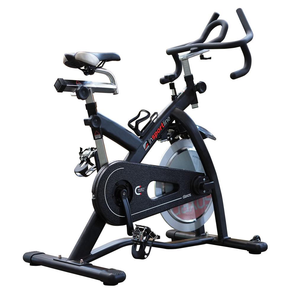 Profesjonalny rower spinningowy inSPORTline Daxos treningowy