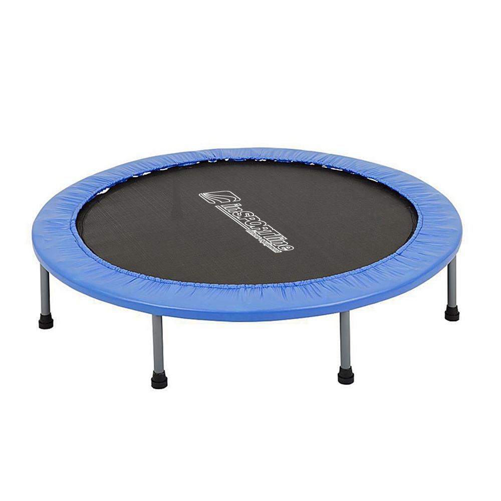 Trampolina fitness jumping do skoków 96 cm